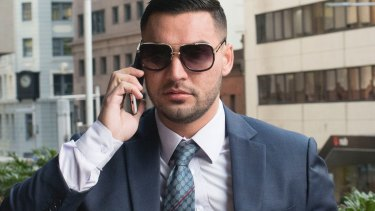 """The court heard Salim Mehajer """"held a meeting with himself"""" to remove the company director."""