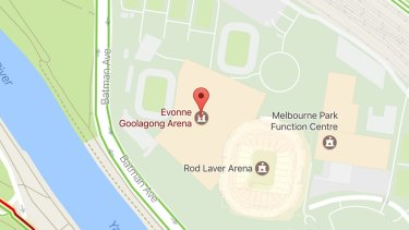 Google has renamed the Margaret Court Arena.