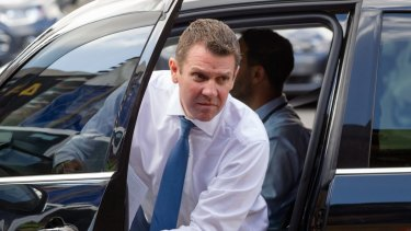 NSW Premier Mike Baird has angered ICAC commissioners past and present.