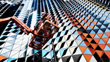The RMIT staff have been stood down while an investigation is carried out.