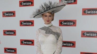Swisse brand ambassador Nicole Kidman.