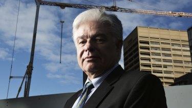 Sydney Motorway Corporation chief executive Dennis Cliche.