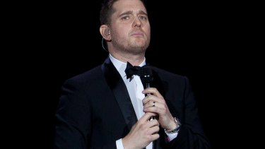 Michael Buble helped launch the station, to great success.