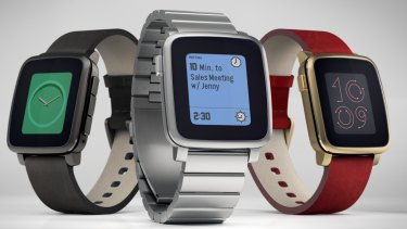 Pebble Time looks set to rock the smartwatch world and raised more than $20 million on Kickstarter.