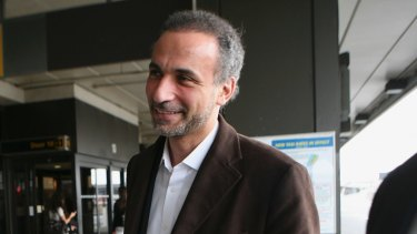 Tariq Ramadan, the Swiss scholar of Islam
