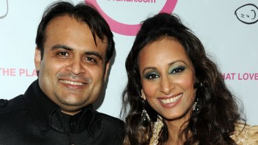 Pankaj and Radhika Oswal were seeking $2.5 billion.