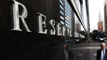 The first rate hike from the RBA probably will not be before year-end.