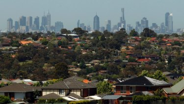 "Half of the semi-rural green wedge land set aside by the Hamer government in the 1970s as Melbourne's ""lungs"" has been whittled away."