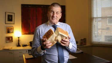 """Former Victorian premier Jeff Kennett: """"This all started with my bread issue."""""""