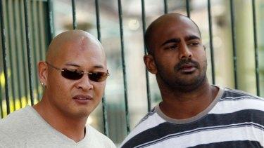 Andrew Chan and Myuran Sukumaran were executed in 2015.