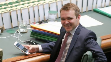 Assistant Minister for Innovation Wyatt Roy says bankruptcy law changes could foster more entrepreneurial risk taking.