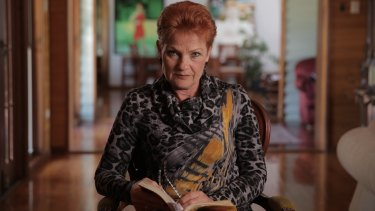 Pauline Hanson has recently revealed that she is reading the Koran.