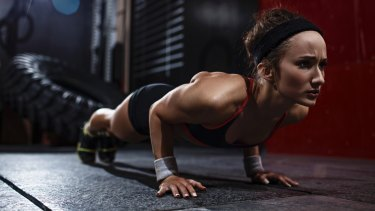 A missed trend? Female-specific fitness.