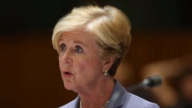 Professor Gillian Triggs, president of the Australian Human Rights Commission, has been vilified by the Coalition government.