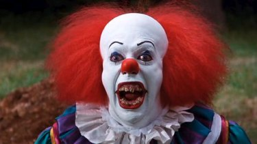 People wearing clown outfits have been terrorising residents in America.