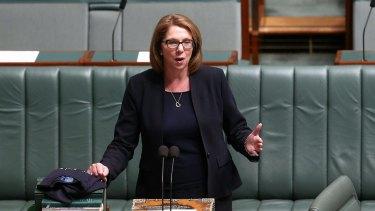 Labor's health spokeswoman Catherine King.