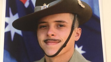Private Daniel Garforth died at age 21.