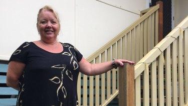 Gold Coast carer Kim McKenzie is leading a $17 million class action against Cash Converters.