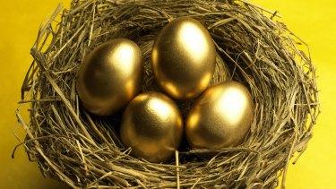 QSuper manages public servants' nest eggs worth about $50 billion.
