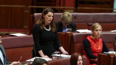 Greens senator Sarah Hanson-Young is moving to prohibit votes on all immigration and citizenship bills unless the government produces documents about alleged payments to people smugglers.