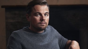 "Leonardo DiCaprio lashes out at fossil fuel players: ""History will place the blame for this devastation squarely at their feet."""