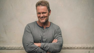 Craig McLachlan plays Eric in The Wrong Girl.