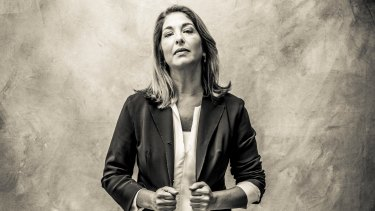 Naomi Klein, the author is No Logo.