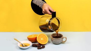 Three Thousand Thieves markets coffee beans by creating flavour profiles using photography and stories.