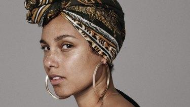 Alicia Keys brings black lives, politics, soul and domestic matters together on her album <i>Here</i>.