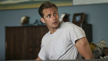 Alexander Skarsgard in <i>Big Little Lies</i>.