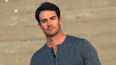 Ben Lawson plays the role of action hero in <i>Designated Survivor</i>.