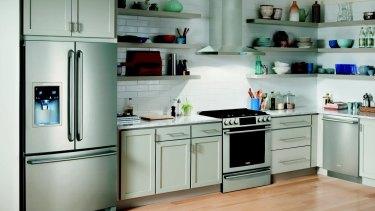 An Electrolux concept kitchen.