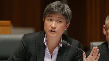 """""""This sort of throws up another broader systemic issue"""": Labor senator Penny Wong."""