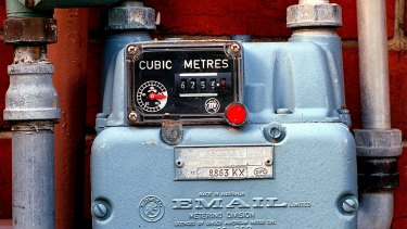 AGL say they couldn't access the unit's gas meter.