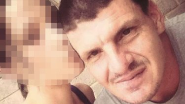Daniel James Holdom is accused of murdering Karlie Pearce-Stevenson and her daughter Khandalyce in late 2008.