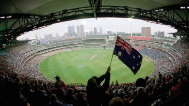 Spotless has held the catering contract at the MCG for 40 years and it's been a constant as the company went through a roller-coaster ride.