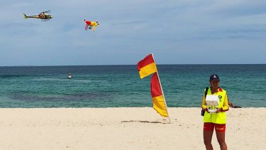 The new drones will complement SLSWA's helicopter and lifeguard patrols.