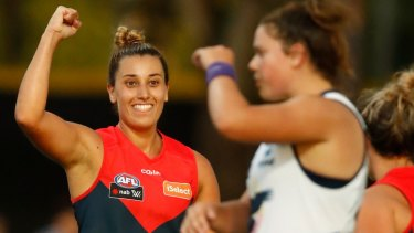 Clubs are vying to join the likes of Melbourne and Adelaide in AFLW.