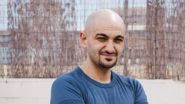 Australian author Michael Mohammed Ahmad.