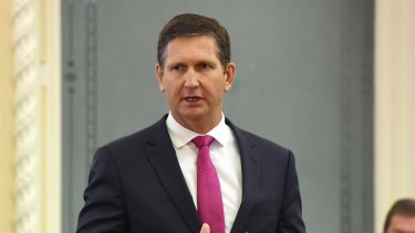 Lawrence Springborg says the reappointment process is 'shoddy'.