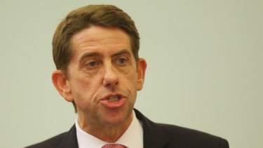 Health Minister Cameron Dick: Performed well in most important role of all.