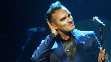 """Morrissey goes head-to-head with Ray """"Rabbits"""" Warren on Wednesday night."""