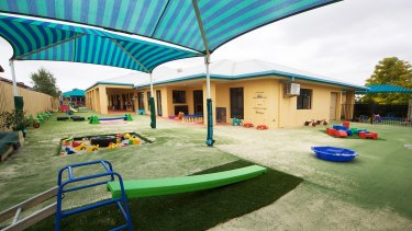 The Arena REIT childcare property at 76-84 Baden Powell Drive,  Tarneit, Victoria.