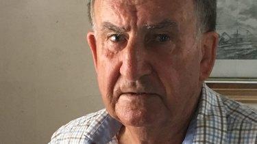 "Gerald Murnane at home in Goroke: ''I'm not a mumbo-jumbo man."""
