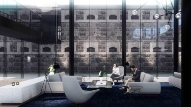 An Adina Apartment Hotel will open in Melbourne's former Pentridge Prison in 2020 with a function centre in the old prison chapel.