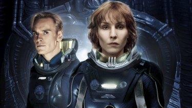 <i>Prometheus</i> ... sequel could be headed to Sydney.