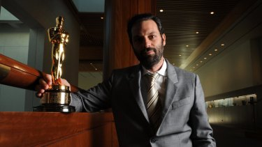 Emile Sherman won an Oscar as co-producer of the 2011 best picture <I>The Kings Speech</I>, distributed by The Weinstein Company.