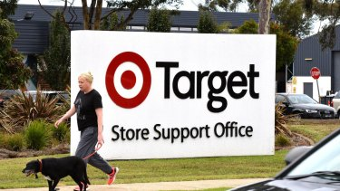 Target is quitting its Geelong headquarrters and cutting staff in a bid to improve the discount department store's performance.