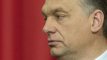 Drug tests for journalists: Hungarian Prime Minister Viktor Orban justifies his move by saying those who take drugs cannot be relied on in the fight against drugs.
