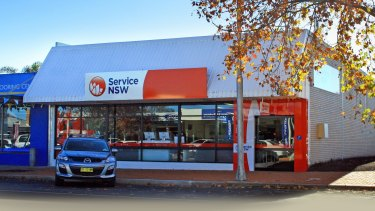 A newly refurbished Service NSW building in Inverell, NSW, is in high demand from investors.